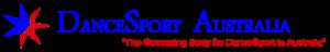 DanceSports Aust logo